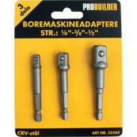 Probuilder Pipeholdersett for drill