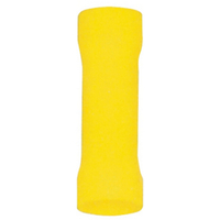 Isolert skjøtehylse 4-6mm² Gul 10-Stk