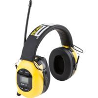 Hørselvern med DAB+/Bluetooth POP@work BT
