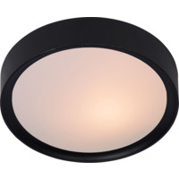 LEX Ceiling Light 1xE27 D25cm Black