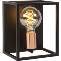 ARTHUR Wall light E27 40W Black