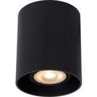 BODI Ceiling Light Round GU10 excl D8 H9.5cm Black