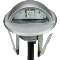 Trappebelysning LED 6 x 0,4W RGBW IP65
