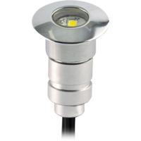 Bakkebelysning LED 6 x 0,6W IP67