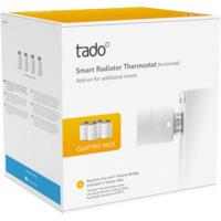 Tado Smart Radiator Termostat Quattro Pack V3+
