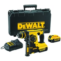 Dewalt Borhammer SDS-Plus 18V XR 4,0 Ah Li-Ion batteri