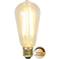 Led filament 3,6W uniterm dimbar 60mm