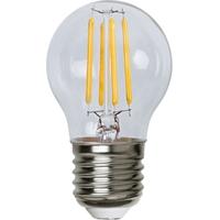LED E27 G45 lav spenning 12-24 volt